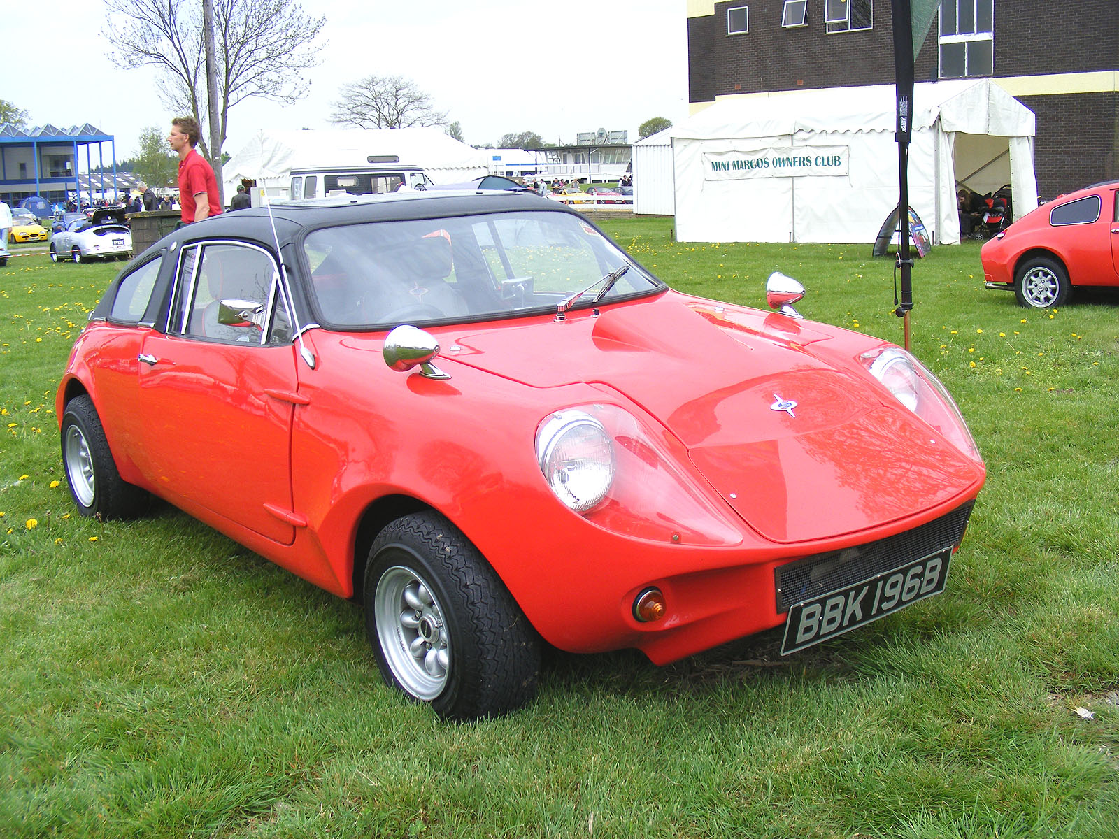 Image View - Mini Marcos with