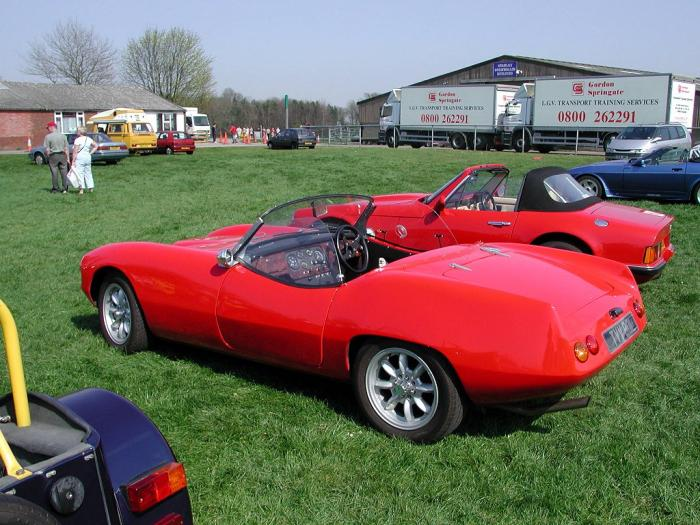 Gallery Of Pictures Elva Cars Courier