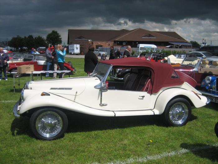 Spartan  Car